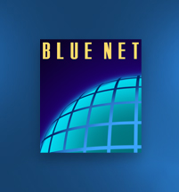 Blue Net logo - click to return to the site home page